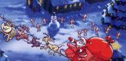 Nine Dog Christmas