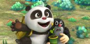 Кротик и Панда