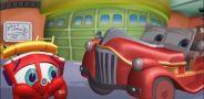Финли - красная машина