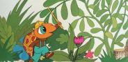 Коротышка — зелёные штанишки