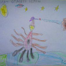Владимир Андреевич Космынин в конкурсе «BEN10: Приключения пришельцев»