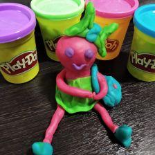 Дарья Радченко в конкурсе «Разбуди фантазию с Play-Doh!»