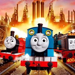 Томас и его друзья: Покидая Содор