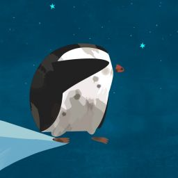 Немытый пингвин