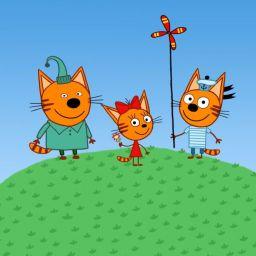 Тест «Три кота: хорошо ли вы знаете героев?»