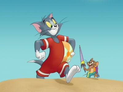 Премьера! «Приключения Тома и Джерри»