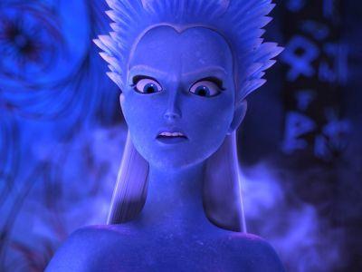 Мультфильм «Снежная королева — 3: Огонь и лёд»