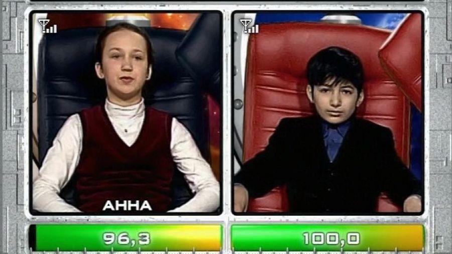 Звёздная команда. Выпуск 8. «Льдинка» — «Электрон»