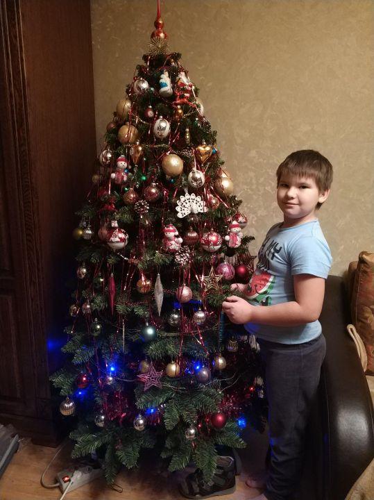Иван Денисович Накладов