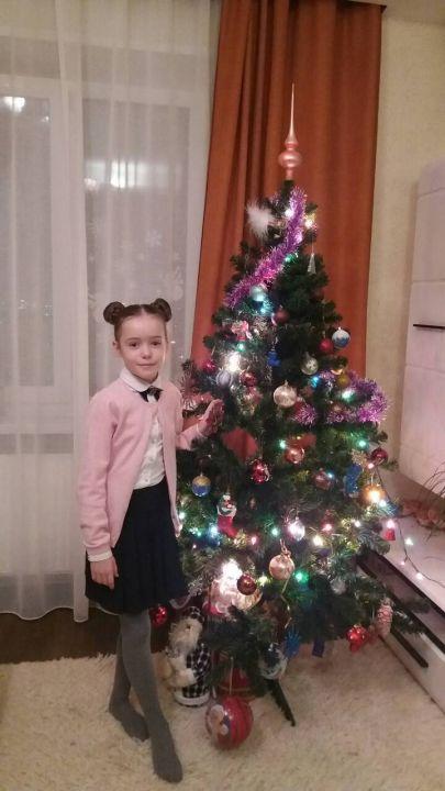 Дарья Витальевна Семенова