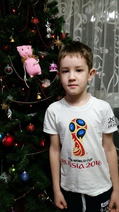 Данил Евгеньевич Сухобай