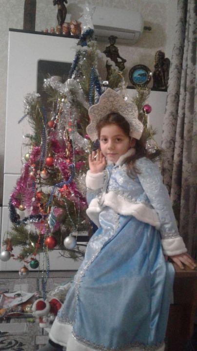 Моника Вартановна Мкртичян