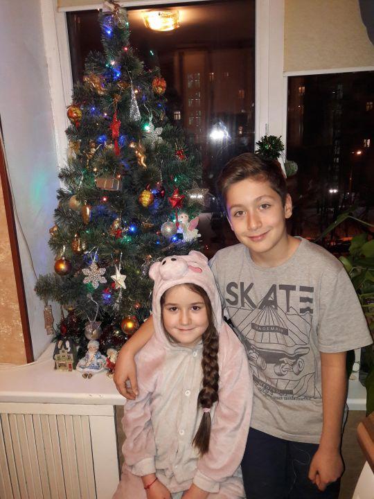 Григорий и Вероника Гогия