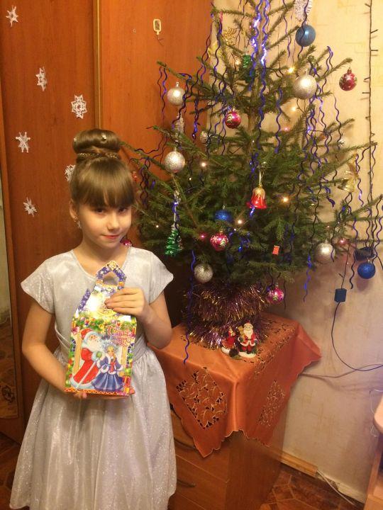 Лиза Максимовна Аристова