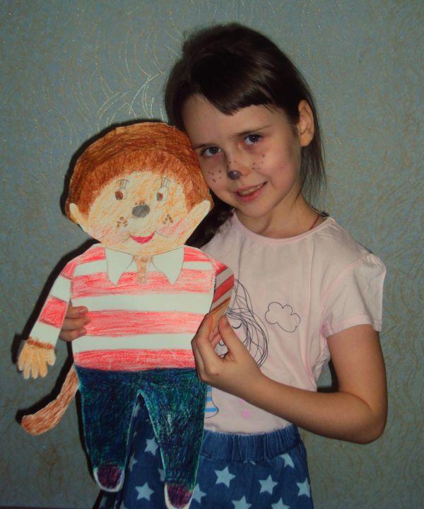 Елизавета Сергеевна Панфилова