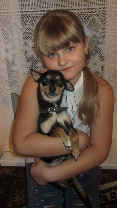Криволапова Анастасия Александровна