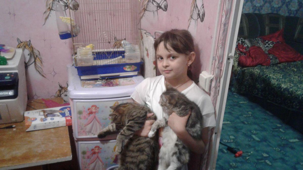 Цехош Карина Николаевна