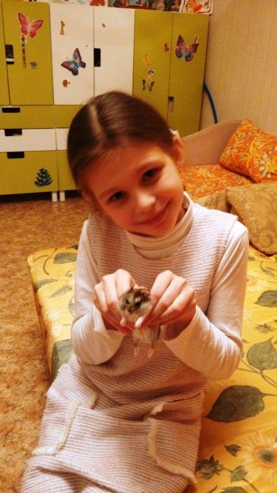 Настя Стоделова