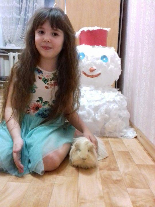 Мукминова Карина Фарисовна