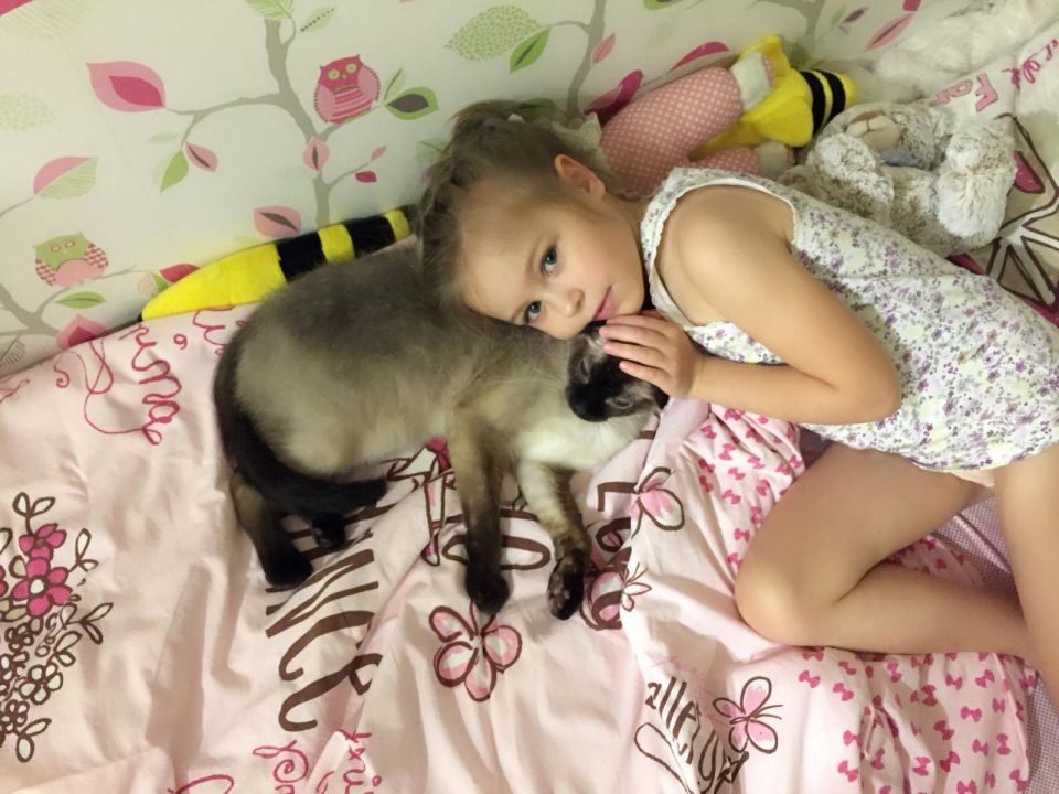 Багрецова Маруся Евгеньевна