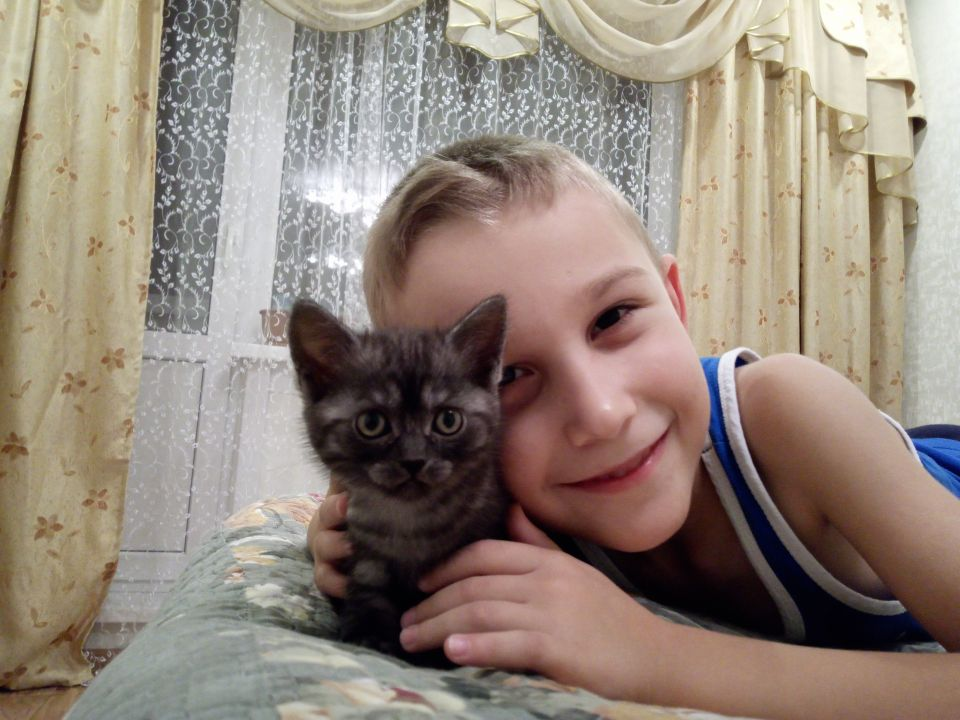 Бухарцев Дмитрий Сергеевич