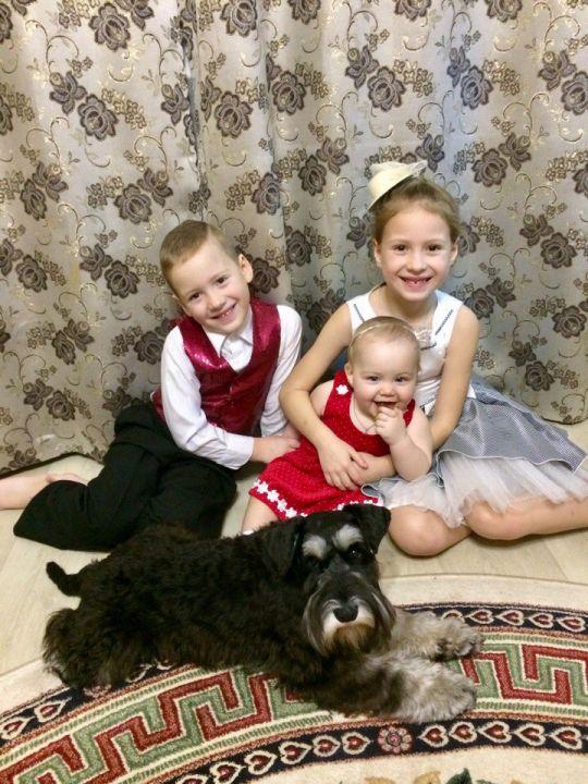 Величко Дарья Алексеевна