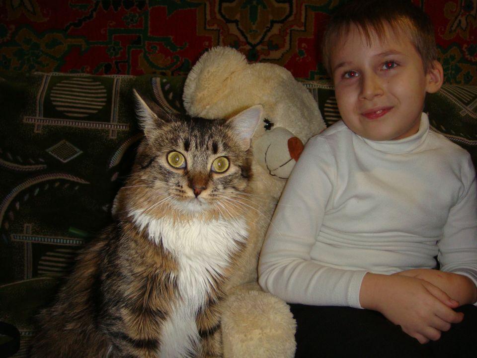 Христос Максим Алексеевич