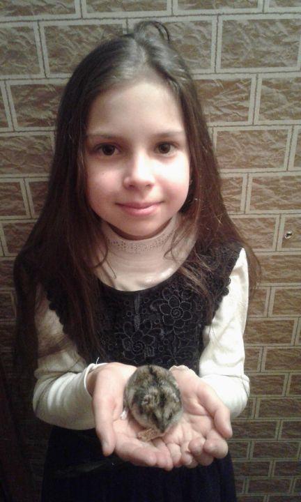 Леонова Елизавета Романовна