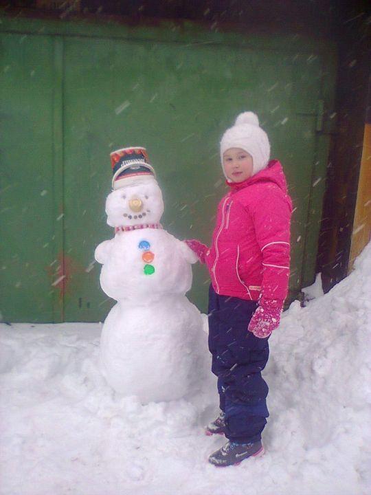 Николаева Алёна