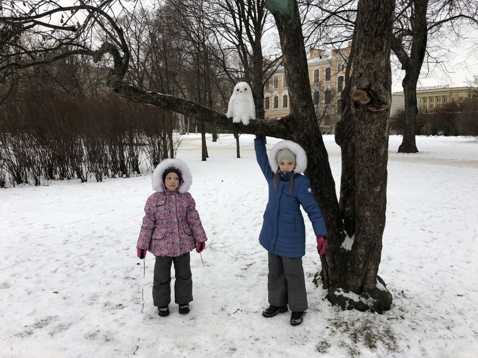 Алексеевы Настя