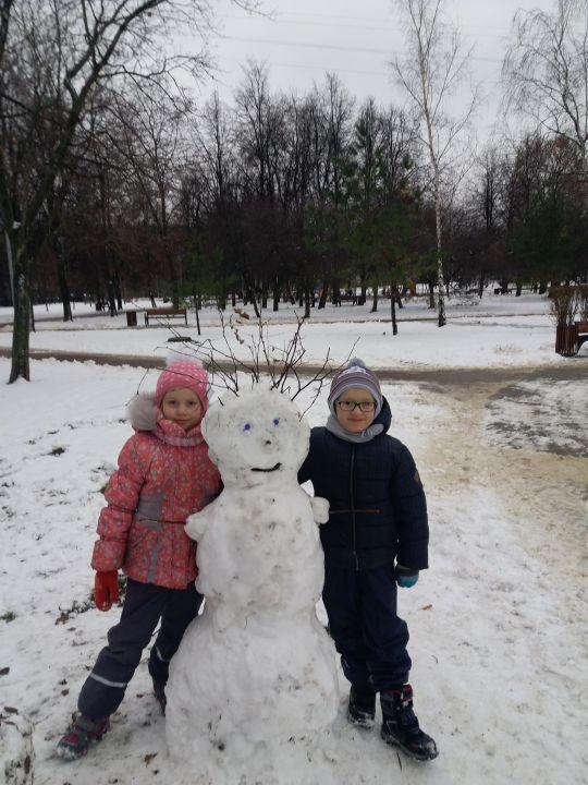 Ефимовы Игорь и Маша