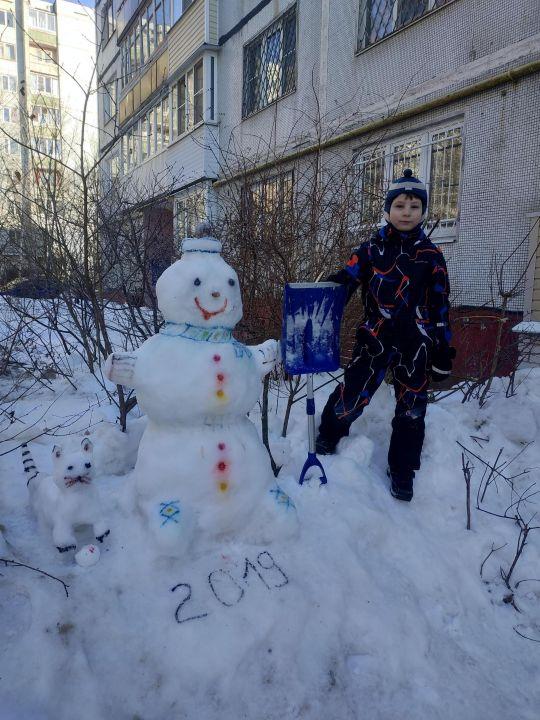 Марк Евгеньевич Арефьев