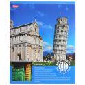 Hatber Тетрадь Италия Пизанская башня 96 листов в клетку