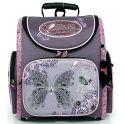 """Ранец школьный Hummingbird """"Butterfly"""", цвет: фиолетовый, розовый. K34"""
