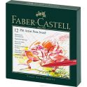 Faber-Castell Набор капиллярных ручек Pitt Artist Pens 12 шт