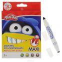 Play-Doh Набор маркеров со штампиками Maxi 8 цветов