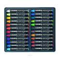 Lyra Восковые акварельные карандаши Aquacolor 24 цвета