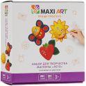 Maxi Art Набор для творчества Магниты Лето 3 шт
