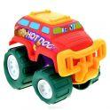 Keenway Машинка-игрушка Mini Monster Wheel цвет красный