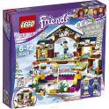 LEGO Friends Конструктор Горнолыжный курорт Каток 41322
