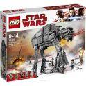 LEGO Star Wars Конструктор Штурмовой шагоход Первого Ордена 75189