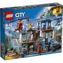 LEGO City Police Конструктор Полицейский участок в горах 60174