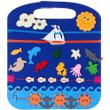 Smile Decor Обучающая игра Коврик-игралка в дорогу Море