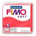 Fimo Soft Глина полимерная цвет фламинго