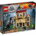 LEGO Jurassic World Конструктор Нападение индораптора в поместье