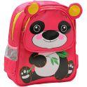 Рюкзак детский Панда цвет розовый 1661194