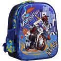 Рюкзак детский Мото цвет синий 2825926