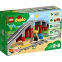 LEGO DUPLO Town Конструктор Железнодорожный мост 10872