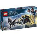 LEGO Пластиковый конструктор Harry Potter Побег Грин-де-Вальда