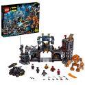 LEGO Super Heroes 76122 Конструктор ЛЕГО Супер Герои Вторжение Глиноликого в бэт-пещеру